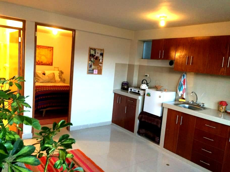 New Private Apartment - San Blas Market - Cusco - Apartment