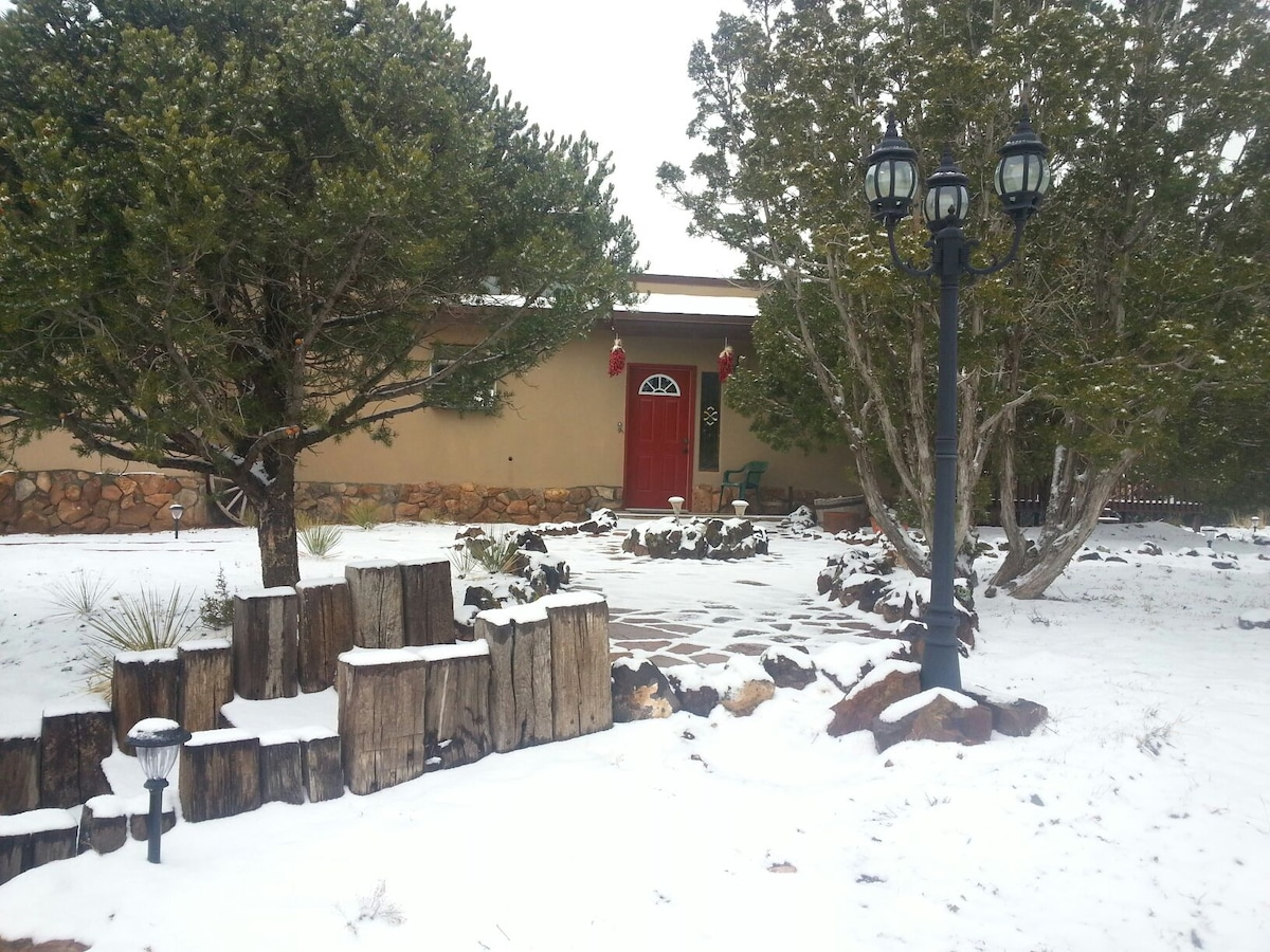 Welcome to your beautiful Santa Fe retreat!