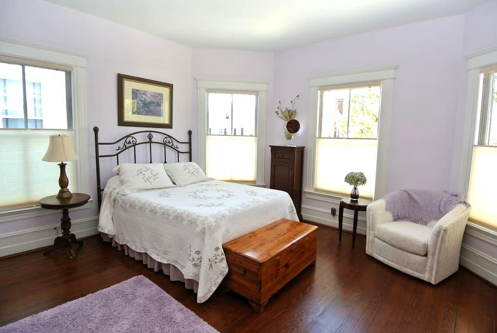 Enchanting Victorian - New Bern - Huis