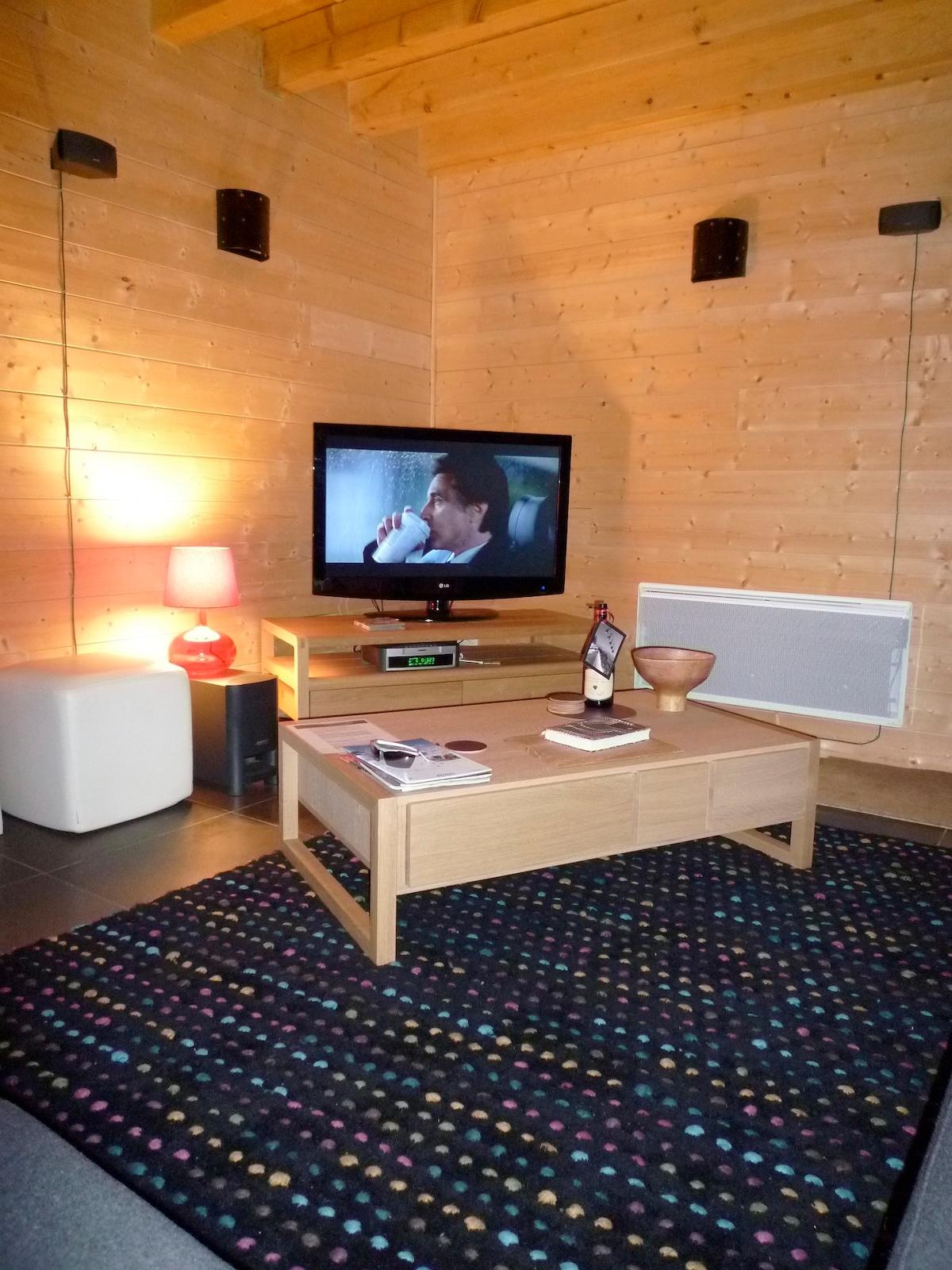 Living room & home cinema wifi