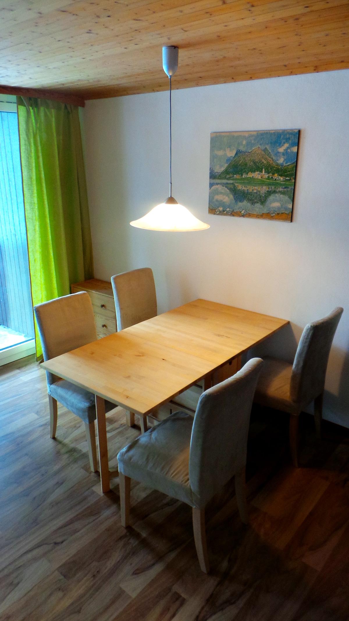 Apartment in Davos near Parsenn