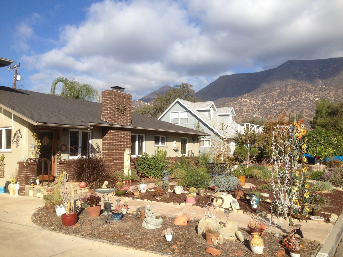 Ojai Guest Suite - Must love dogs