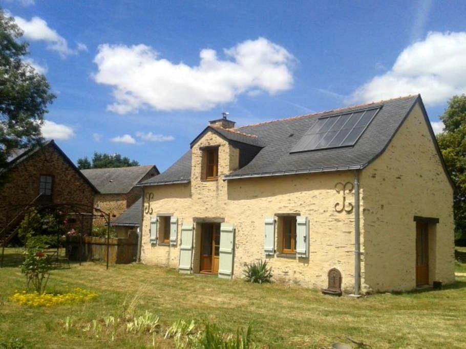 Maison près du lac de Vioreau - JOUE SUR ERDRE