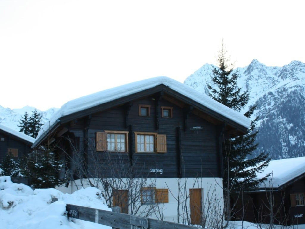Chalet in der Sonnenregion Wallis