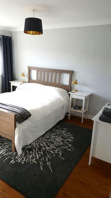 Double room near Warsash & Whiteley - Sarisbury Green - Hus