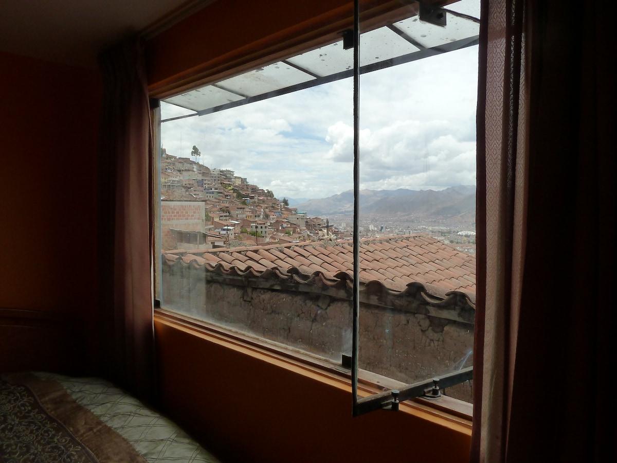 San Blas Double Room & Amazing View