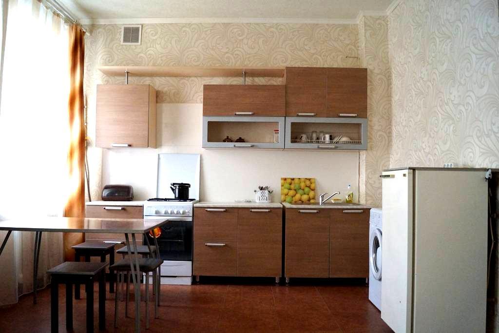 Уютная двухкомнатная квартира - Velikiy Ustyug - Apartamento