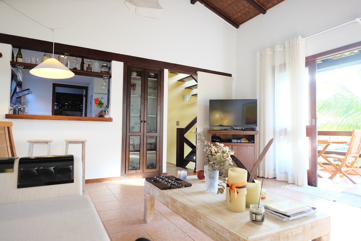 Gorgeous 3Bed House in Condo Buzios