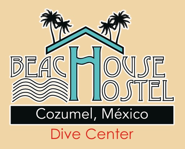 Welcome at the Beachouse Dive Hostel Cozumel