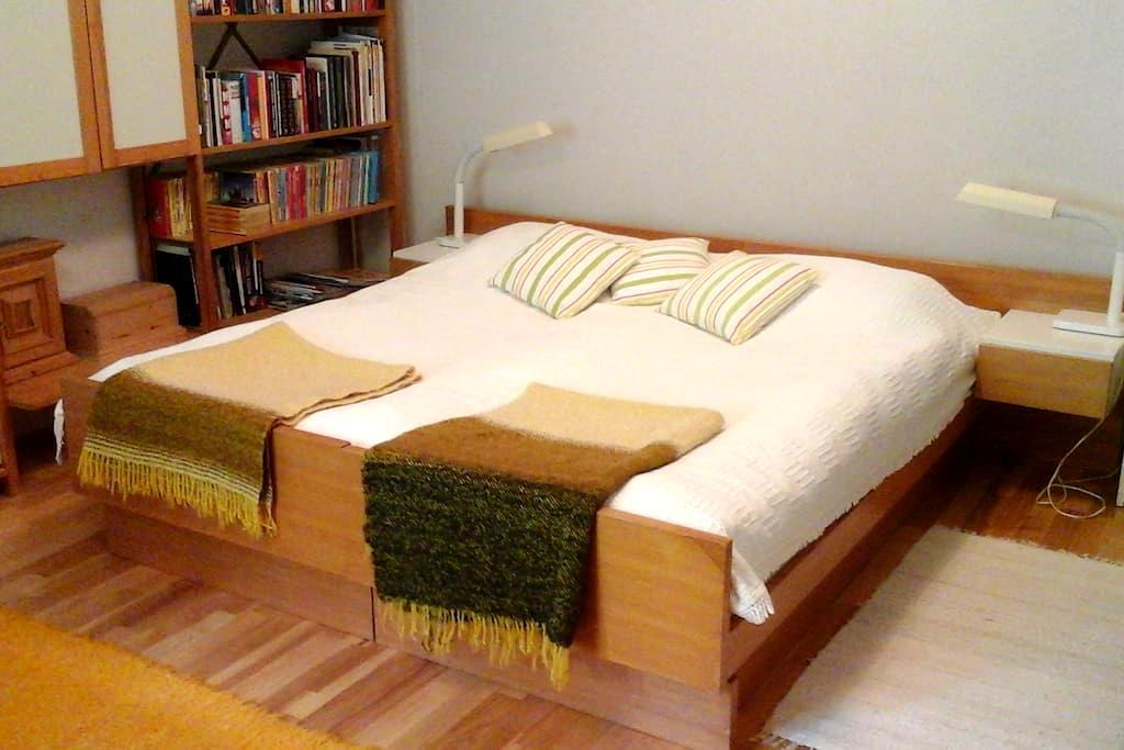 Siipirakennus, huone B - Savonlinna - Apartment