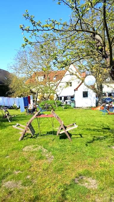 Ferien im Ostseebad Wustrow - Wustrow - อพาร์ทเมนท์