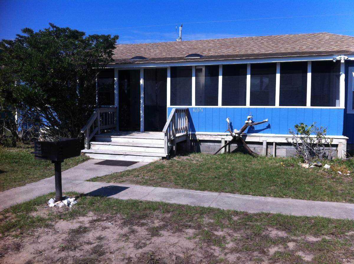 Cozy Cottage-125 Steps to Beach  B