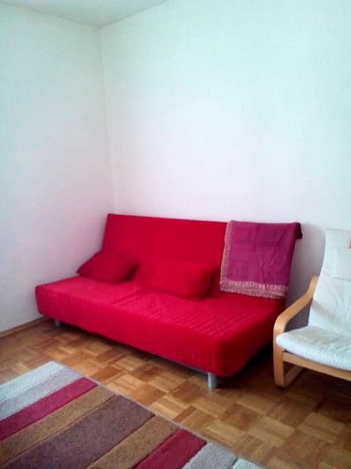 nice quiet room x nice quiet people - Meran - Apartment