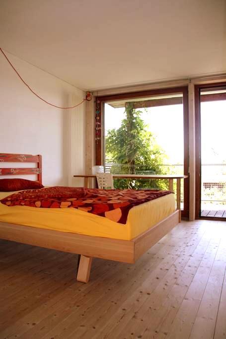 Günstiges Zimmer für Geschäftsleute Nähe Zürich - Illnau - Rumah