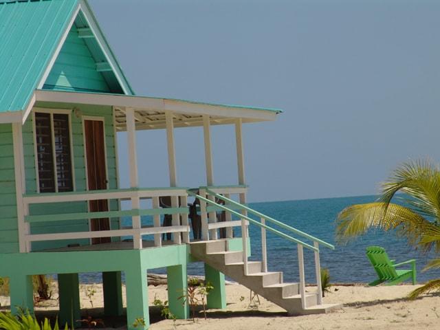 Cabana Del Mar - On the beach, can sleep 4 people