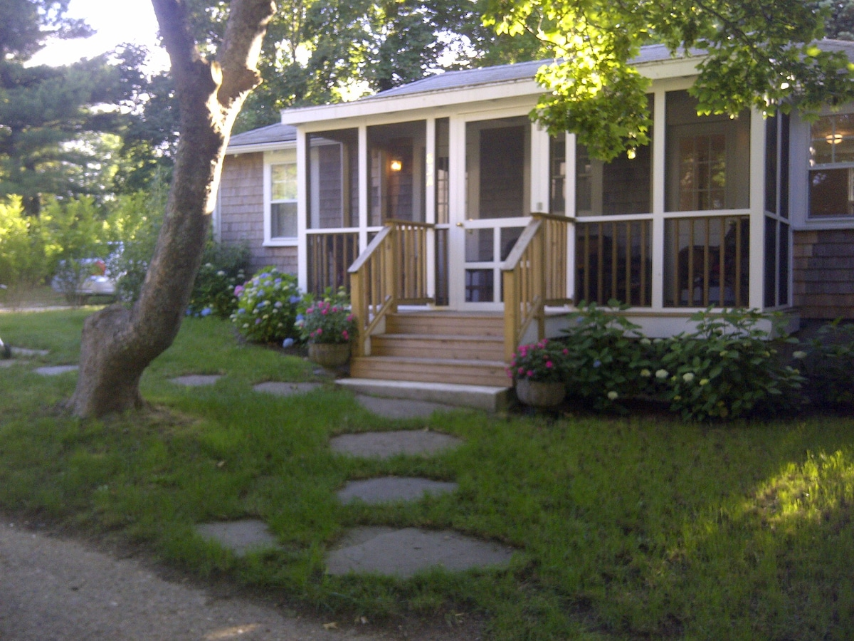 Adorable Martha's Vineyard Cottage