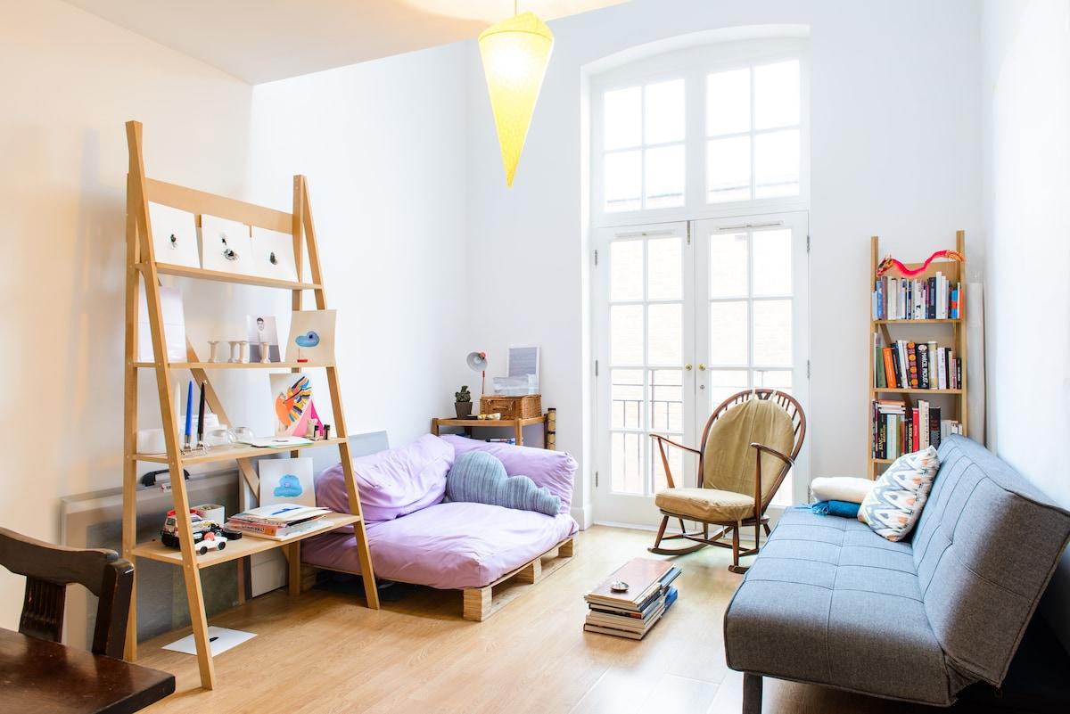 Cozy flat in Shoreditch
