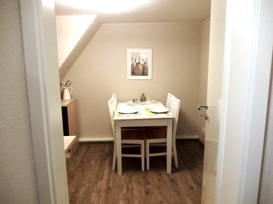 gemütliche Ferienwohnung - Lüneburg - Appartamento
