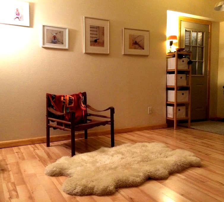 Clean and Comfortable Simplicity - Mount Horeb