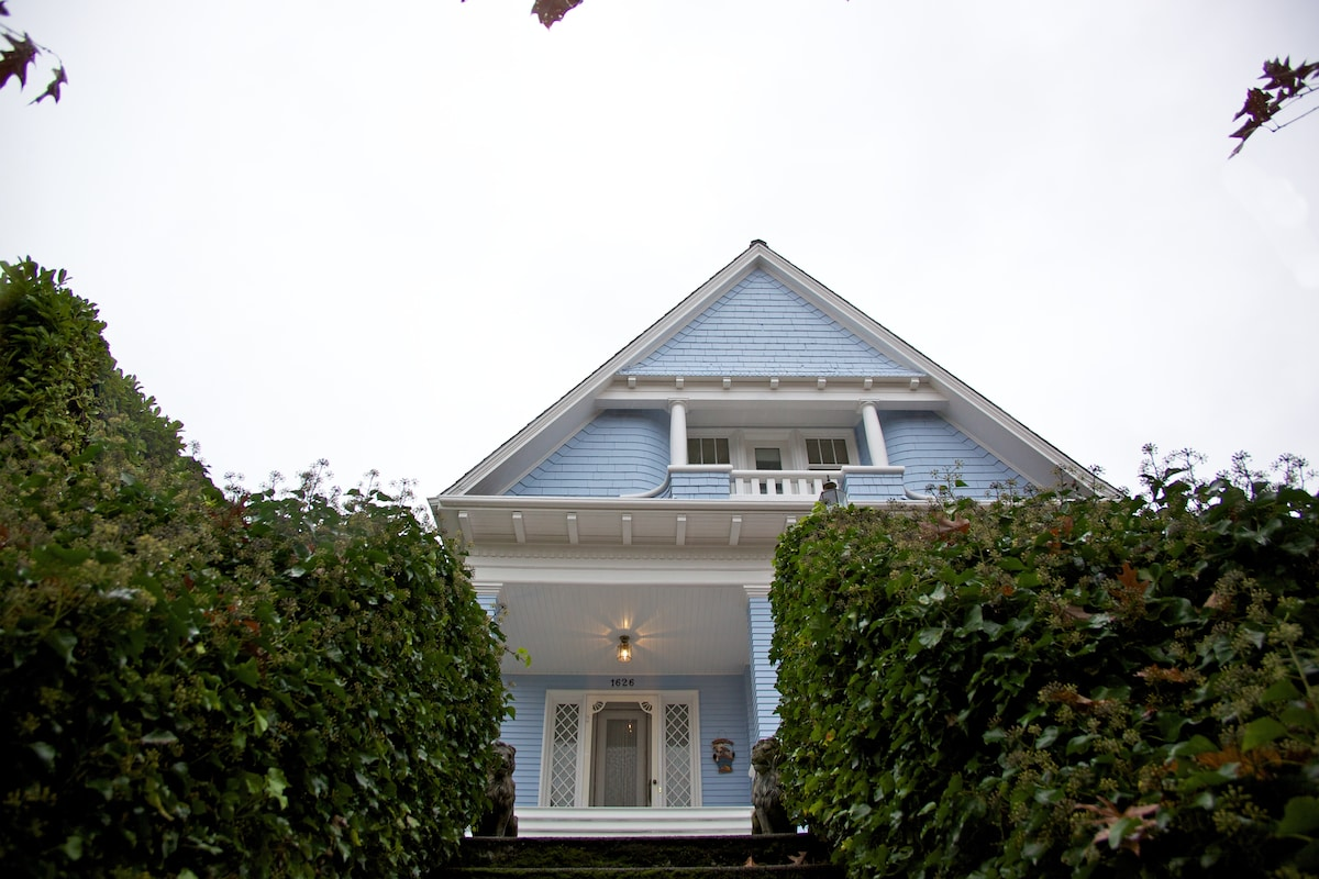 Our Victorian was built in 1904.