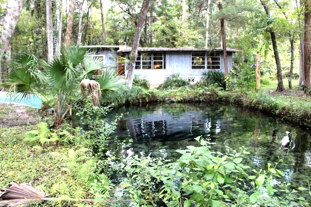Lagoon Cabin on Homossasa River - Homosassa - Dům