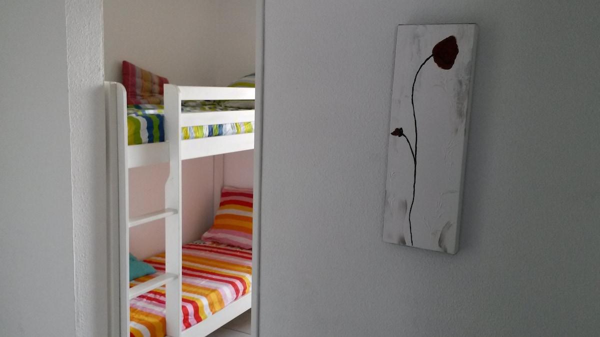 Alcove ou cabine or closet room