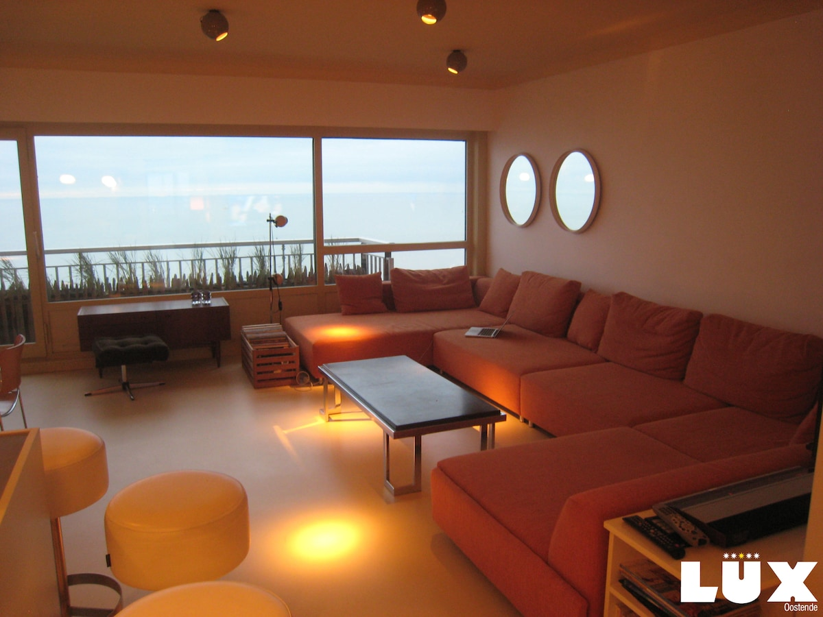 Very large and cosy lounge to make every moment comfortable