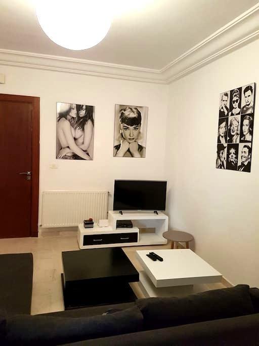 appartement sympa bien aménagé - Marsa