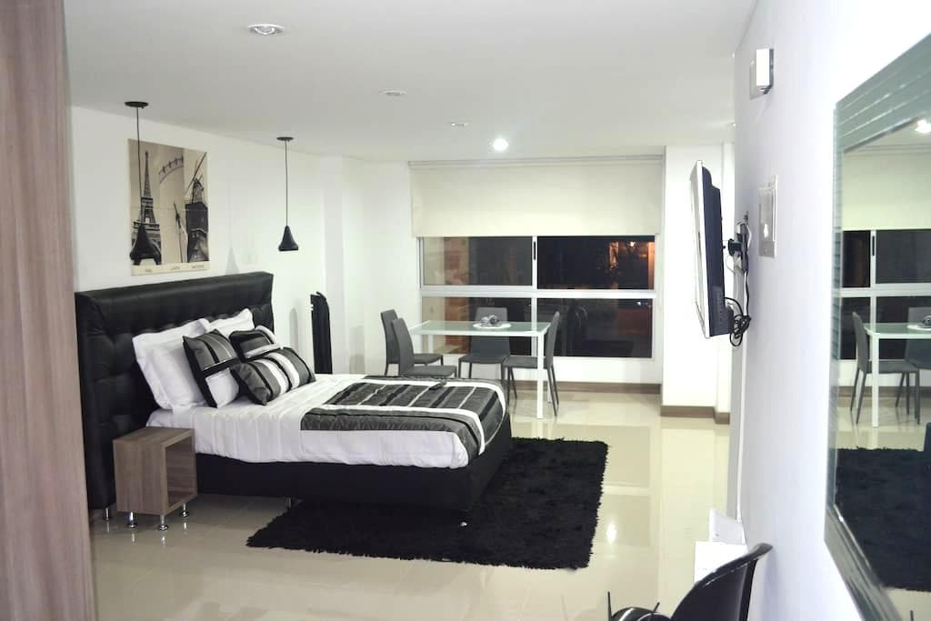 JACUZZI Private Loft Laureles ! - Medellin