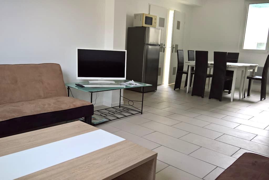 T4 centre Lourdes - Lourdes - Appartamento