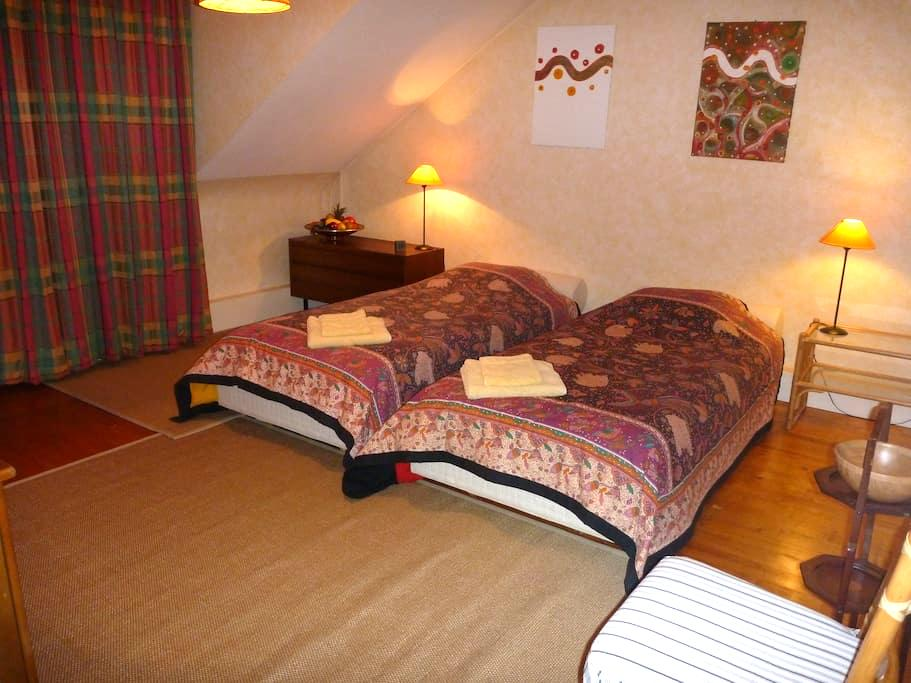N3Charming 2BD ideally located: GVA - Geneva - Apartment