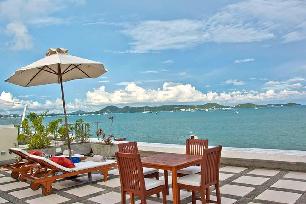 VILLA RAYA - 2 BED BEACHFRONT VILLA WITH POOL - Phuket - Vila