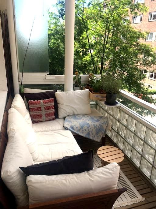 Modern, quiet apartment with great accessibility - Oslo - Apartmen
