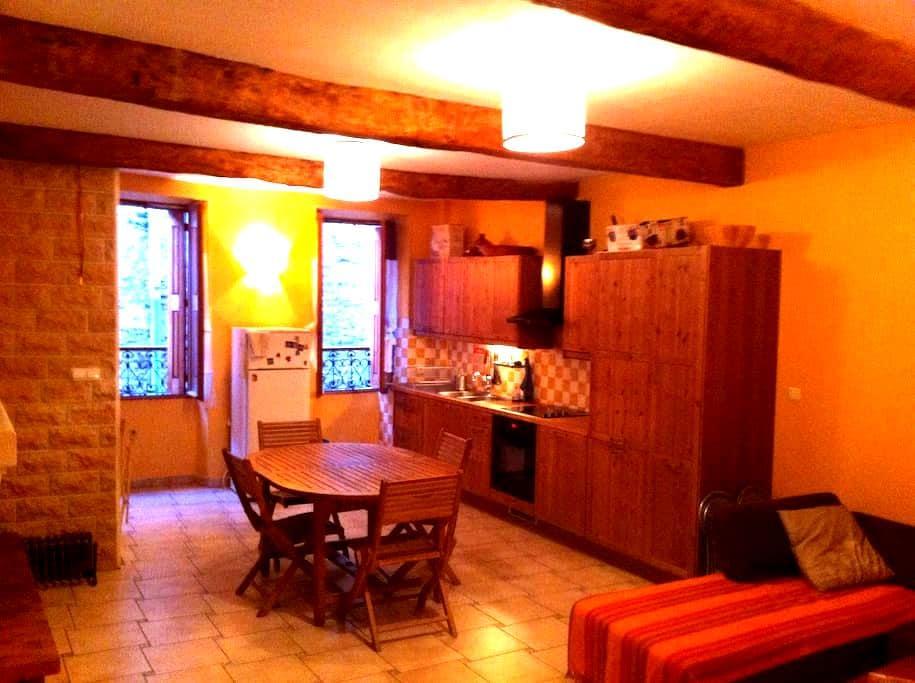 Très  charmante  maison de vacances - Vingrau