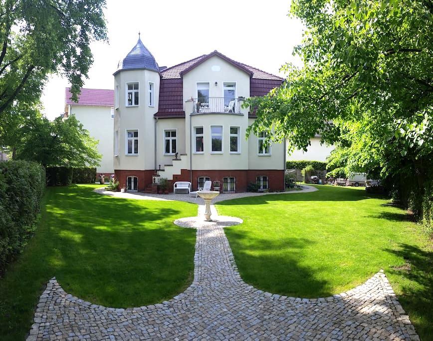 VILLA WEIGERT (Apartment 2) - Birkenwerder - 別荘