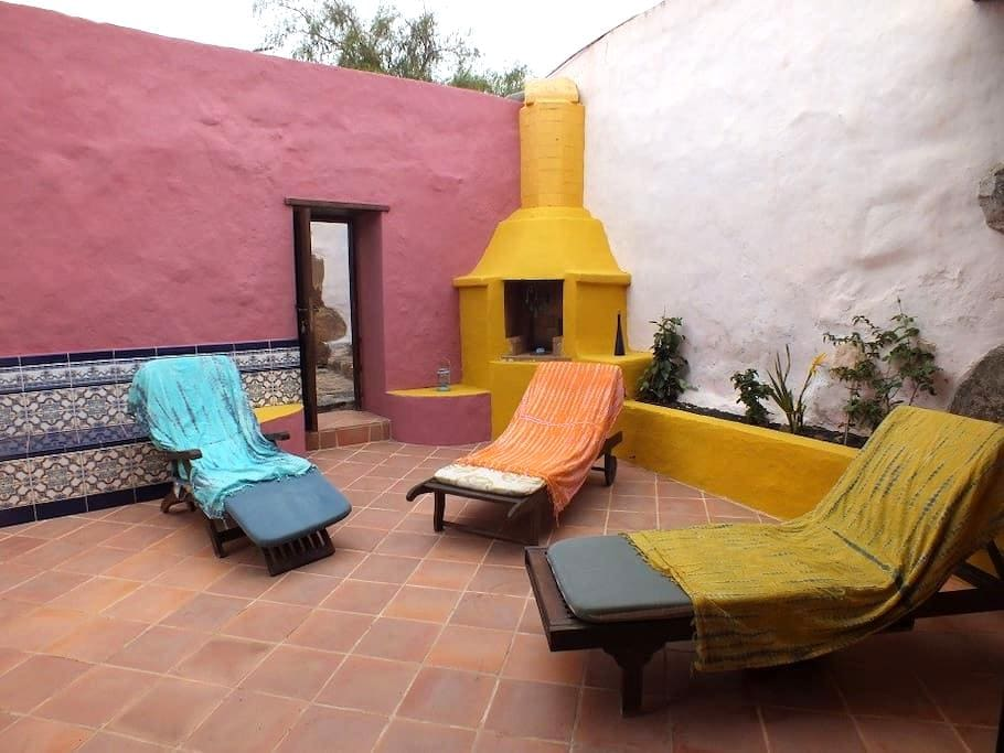 Private country house in Lanz - Lanzarote  - House