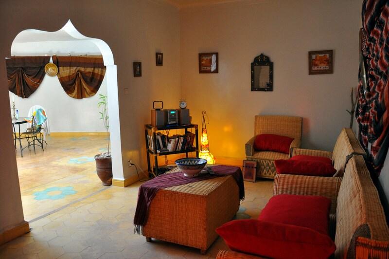 Spacious country Berber house