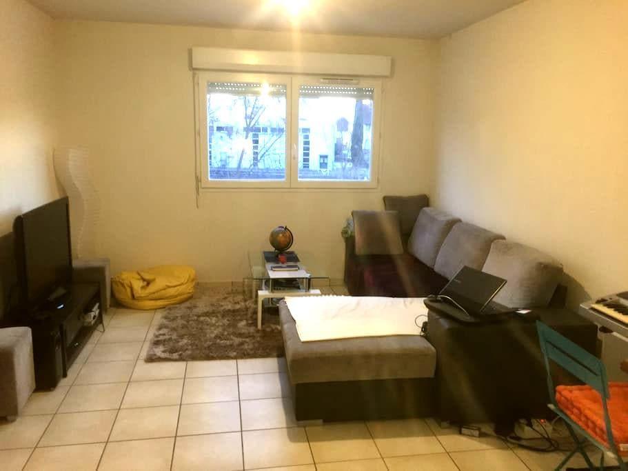 Appartement 2 pièces - Romans-sur-Isère - Appartement