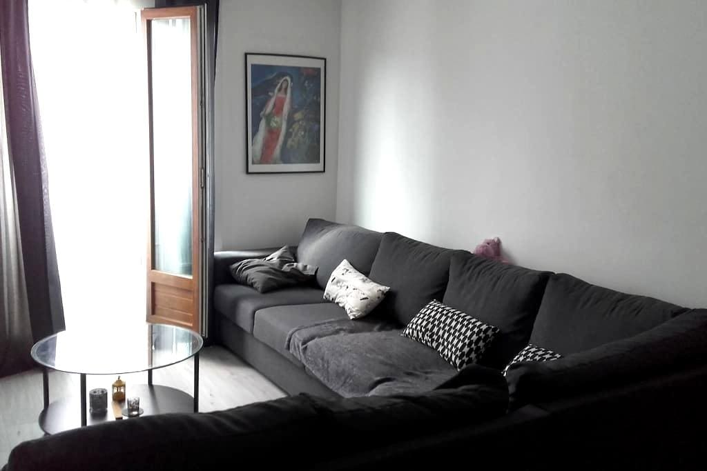 "Room/chambre in ""the new center"" of Marseille! - Marseille - Appartement"