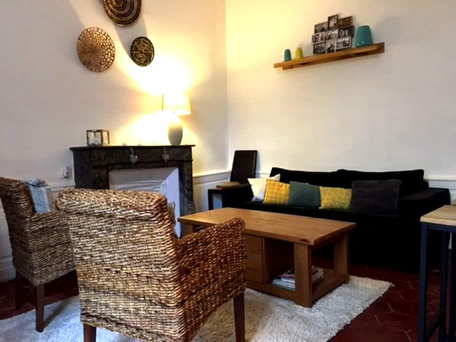 Appartement de charme au cœur de la Doutre - Angers