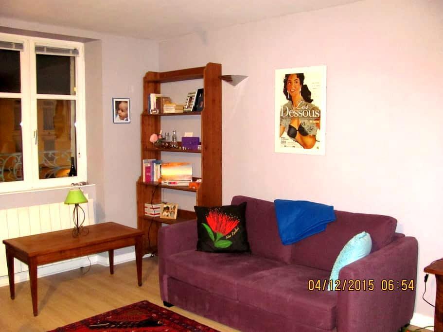 Lumière en centre ville - Bourg-en-Bresse - Apartment