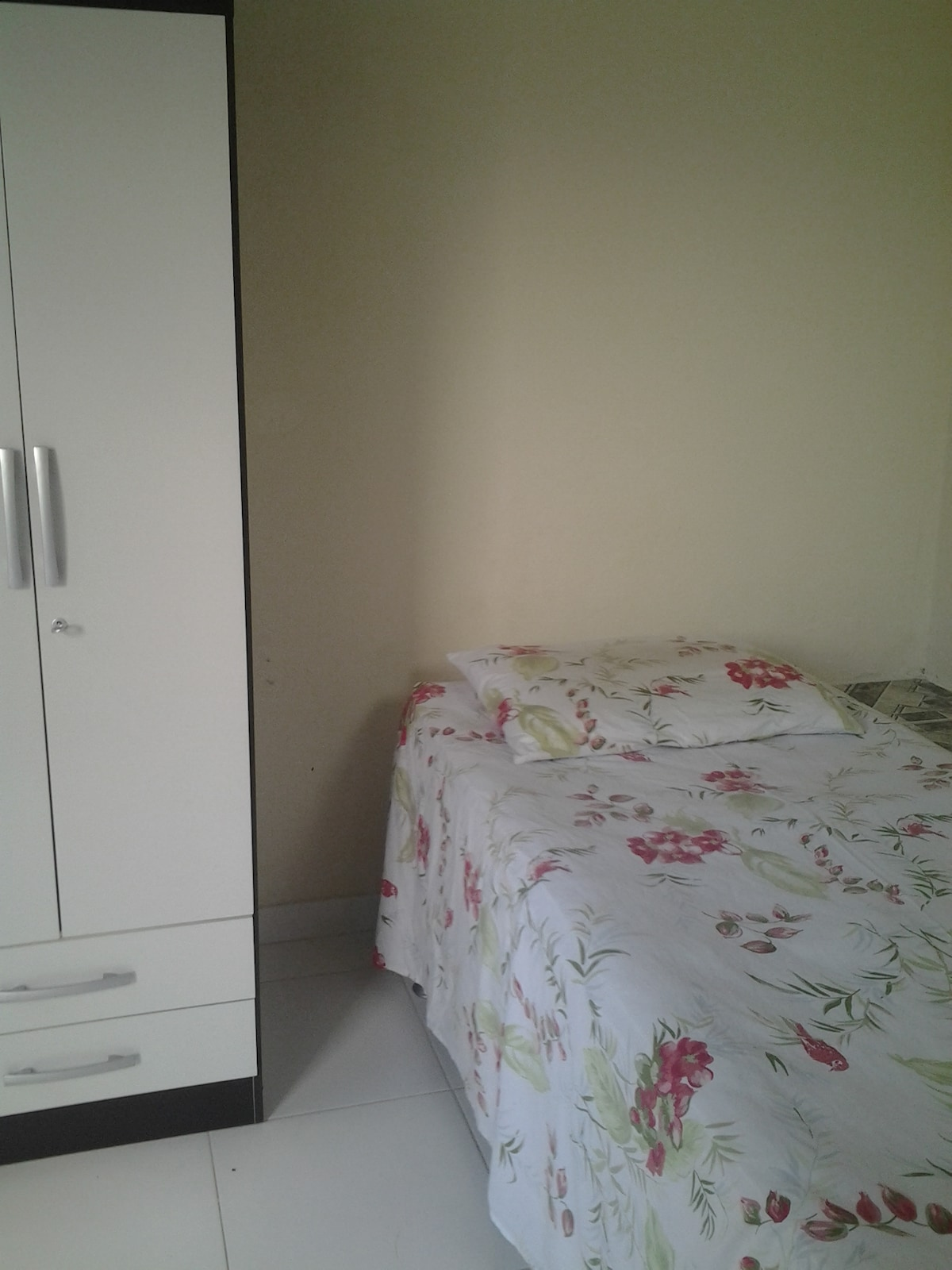 Here is the bedroom!