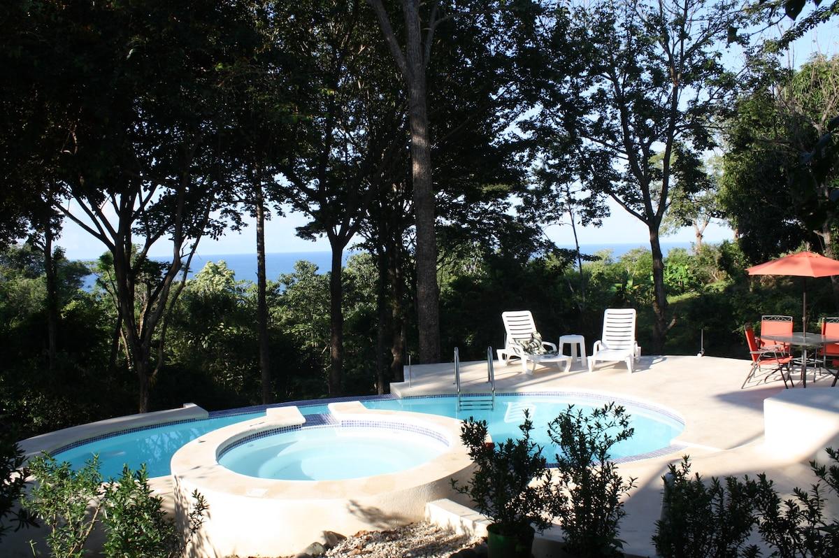 Villa Cocobolo - Private Ocean View