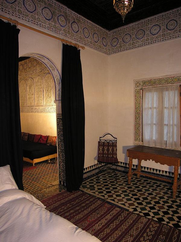 An Antique Royal Suite in Fes