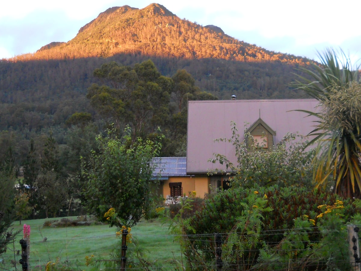 Bluff Views B&B Homestay Tasmania.