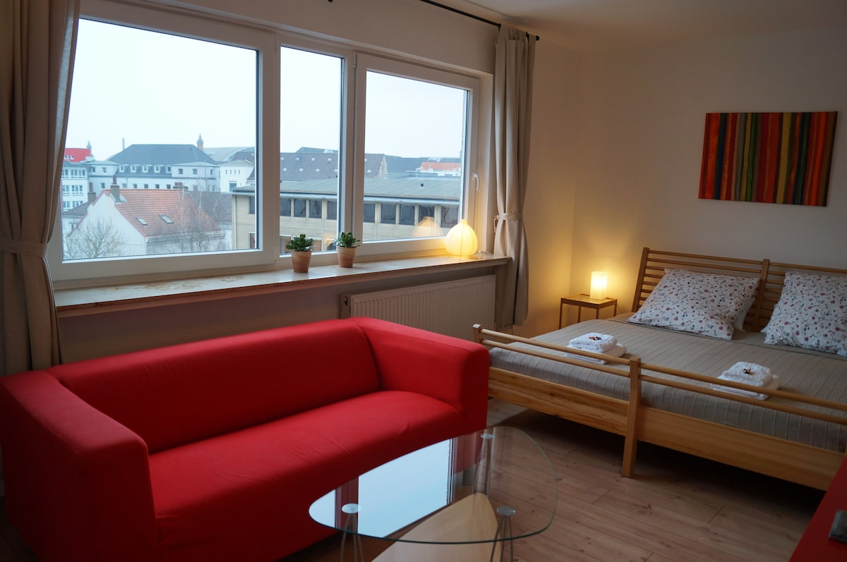 Bremen City - Apartment am HBF