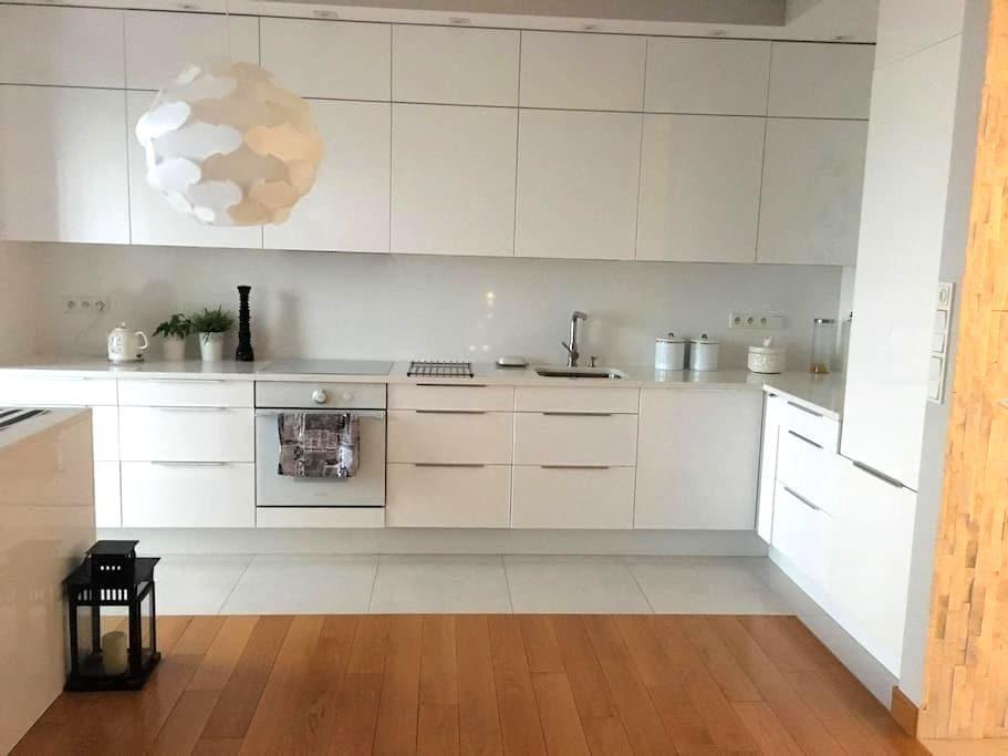 New Apartament in Warsaw, near AIRPORT - Warszawa - Departamento