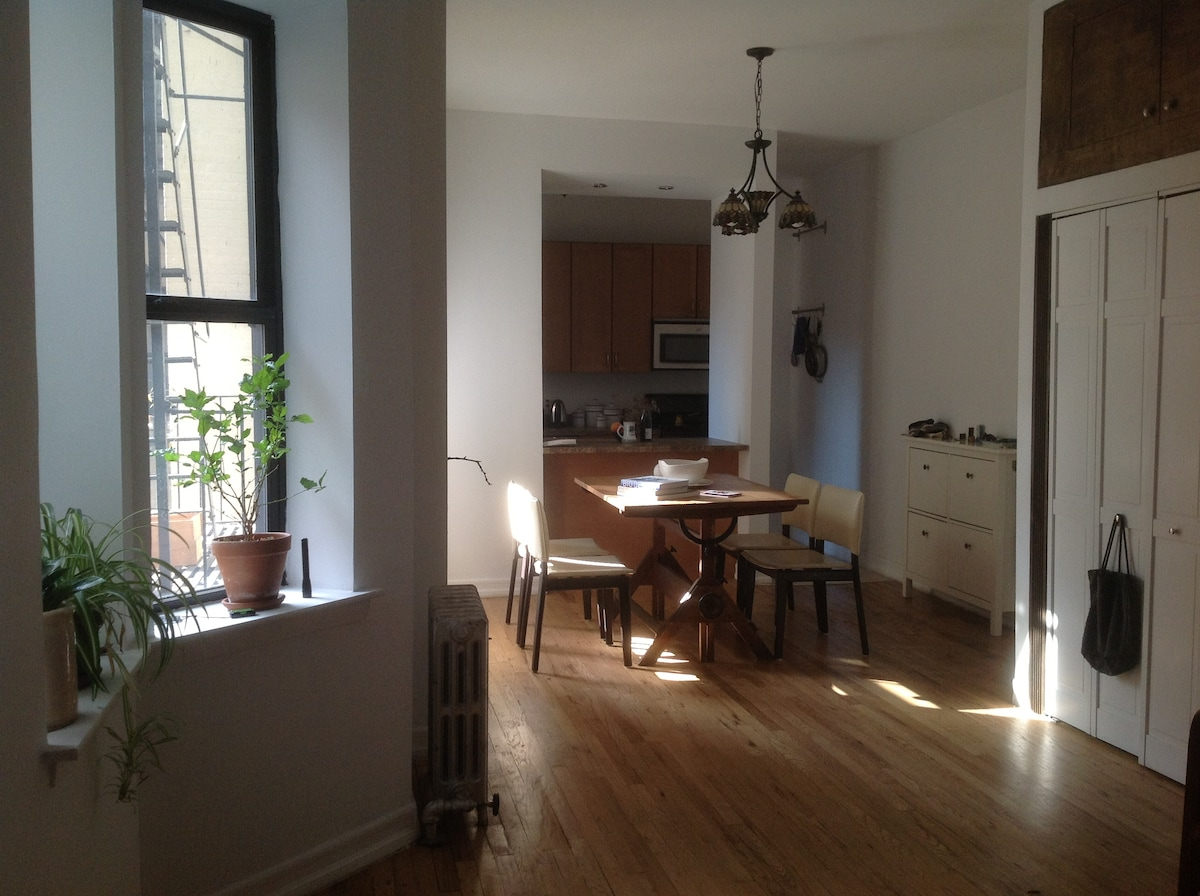 Sun Drenched Apt in Clinton Hill