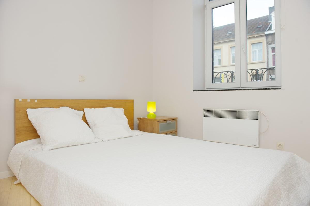 ♥ Guillemins Liège ~ Apartment 4P