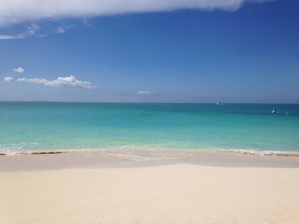amazing private beach, great to relax!